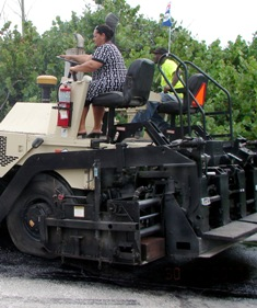 Acting Premier Controls the Paver_0.jpg