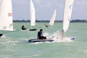 Downwind sailing in the 2011 Bacardi Laser Nationals (300x200).jpg