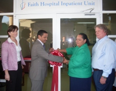 Cayman Islands News, Cayman Brac headline news, Faith Hospital