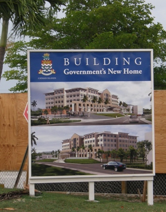 Cayman Islands News, Grand Cayman local news, new Cayman Islands government buildings