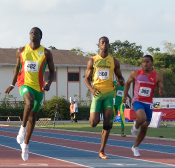 Cayman Islands, Grand Cayman, CARIFTA 2010