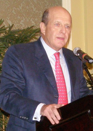 Cayman Islands News, Grand Cayman business news, Anthony Travers, chair Cayman Finance